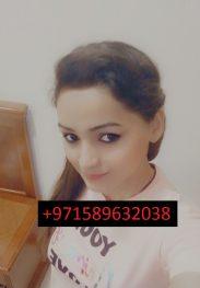 Miss Kajal +971589632038